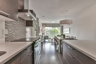 """Photo 14: 208 5811 177B Street in Surrey: Cloverdale BC Condo for sale in """"LATIS"""" (Cloverdale)  : MLS®# R2508787"""