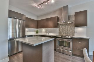 """Photo 10: 208 5811 177B Street in Surrey: Cloverdale BC Condo for sale in """"LATIS"""" (Cloverdale)  : MLS®# R2508787"""