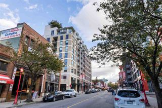 """Main Photo: 710 189 KEEFER Street in Vancouver: Downtown VE Condo for sale in """"KEFFER BLOCK"""" (Vancouver East)  : MLS®# R2512672"""