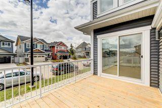 Photo 43: 7446 COLONEL MEWBURN Road in Edmonton: Zone 27 House for sale : MLS®# E4222436