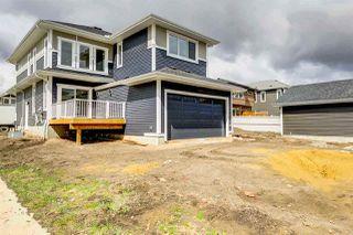 Photo 45: 7446 COLONEL MEWBURN Road in Edmonton: Zone 27 House for sale : MLS®# E4222436