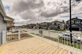 Photo 42: 7446 COLONEL MEWBURN Road in Edmonton: Zone 27 House for sale : MLS®# E4222436