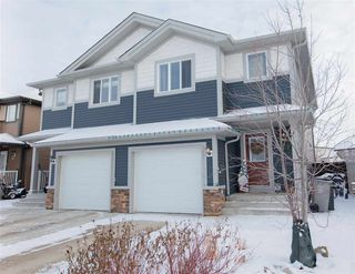 Main Photo: 76 WILLOW'S End: Stony Plain House Half Duplex for sale : MLS®# E4226251