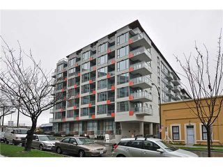 """Photo 1: 507 251 E 7TH Avenue in Vancouver: Mount Pleasant VE Condo for sale in """"DISTRICT"""" (Vancouver East)  : MLS®# V934874"""