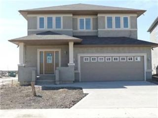 Photo 1: 92 COACH HILL Road in Winnipeg: Residential for sale (Canada)  : MLS®# 1119442