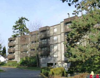 """Photo 1: 215 9682 134TH ST in Surrey: Whalley Condo for sale in """"Parkwoods"""" (North Surrey)  : MLS®# F2607013"""