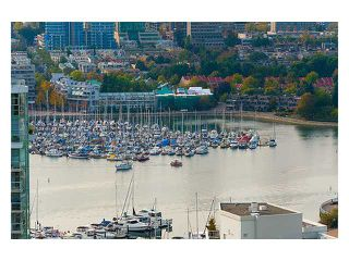 """Photo 6: 3206 1008 CAMBIE Street in Vancouver: Yaletown Condo for sale in """"WATERWORKS"""" (Vancouver West)  : MLS®# V960432"""