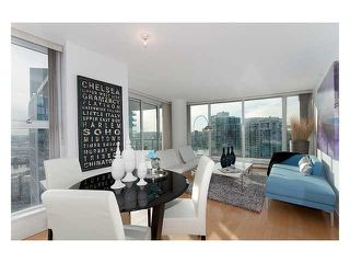"""Photo 4: 3206 1008 CAMBIE Street in Vancouver: Yaletown Condo for sale in """"WATERWORKS"""" (Vancouver West)  : MLS®# V960432"""