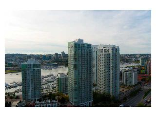 """Photo 7: 3206 1008 CAMBIE Street in Vancouver: Yaletown Condo for sale in """"WATERWORKS"""" (Vancouver West)  : MLS®# V960432"""