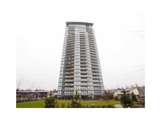 Photo 1: # 2201 2225 HOLDOM AV in Burnaby: Central BN Condo for sale ()  : MLS®# V975516