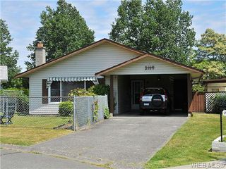 Photo 1: 2119 Redwing Place in SIDNEY: Si Sidney South-West Single Family Detached for sale (Sidney)  : MLS®# 325185