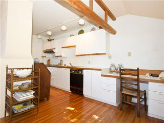 Photo 9: 1610 STEPHENS ST in Vancouver: Kitsilano House for sale (Vancouver West)  : MLS®# V1017879