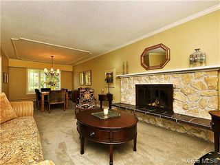Photo 4: 4051 Ebony Pl in VICTORIA: SE Arbutus Single Family Detached for sale (Saanich East)  : MLS®# 649424