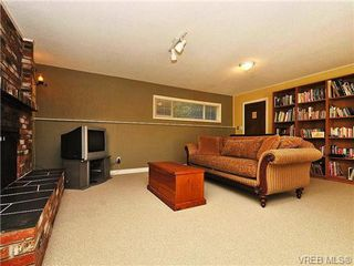 Photo 13: 4051 Ebony Pl in VICTORIA: SE Arbutus Single Family Detached for sale (Saanich East)  : MLS®# 649424