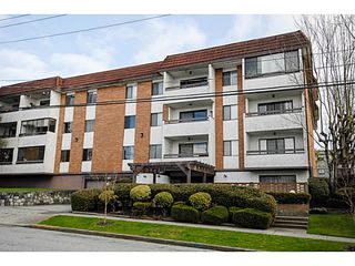 Photo 1: # 211 515 ELEVENTH ST in New Westminster: Uptown NW Condo for sale : MLS®# V1100230