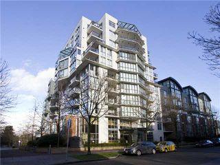 Photo 1: # 301 1425 W 6TH AV in Vancouver: False Creek Condo for sale (Vancouver West)  : MLS®# V1047018