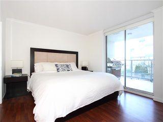 Photo 6: # 301 1425 W 6TH AV in Vancouver: False Creek Condo for sale (Vancouver West)  : MLS®# V1047018