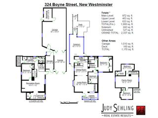 """Photo 6: 324 BOYNE Street in New Westminster: Queensborough House for sale in """"Queensborough"""" : MLS®# V1075040"""