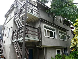 Photo 3: 2204 MACDONALD ST in Vancouver: Kitsilano Home for sale (Vancouver West)  : MLS®# V1089548