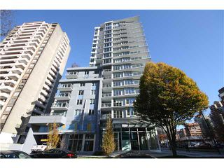 Photo 1: 606 1009 harwood Street in Vancouver: Condo for sale : MLS®# V1094050