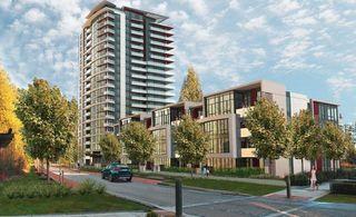 Main Photo: 1607 5628 BIRNEY AVENUE in Vancouver: University VW Condo for sale (Vancouver West)  : MLS®# R2137180