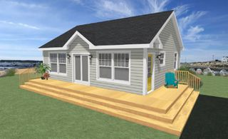Photo 1: ML-406 Cottage