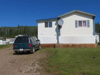Main Photo: 45 5701 AIRPORT Drive in Fort Nelson: Fort Nelson -Town Manufactured Home for sale (Fort Nelson (Zone 64))  : MLS®# R2388148
