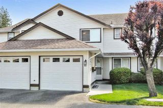 """Photo 1: 11 46349 CESSNA Drive in Chilliwack: Chilliwack E Young-Yale Townhouse for sale in """"Newport Lane"""" : MLS®# R2398254"""