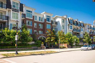 Photo 2: 230 9388 MCKIM Way in Richmond: West Cambie Condo for sale : MLS®# R2402839