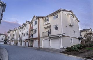 "Photo 1: 93 19551 66 Avenue in Surrey: Clayton Townhouse for sale in ""Manhattan Skye"" (Cloverdale)  : MLS®# R2423239"