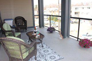 Photo 27: 303 9908 84 Avenue in Edmonton: Zone 15 Condo for sale : MLS®# E4195036