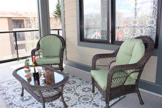Photo 24: 303 9908 84 Avenue in Edmonton: Zone 15 Condo for sale : MLS®# E4195036