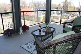 Photo 23: 303 9908 84 Avenue in Edmonton: Zone 15 Condo for sale : MLS®# E4195036
