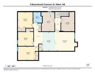 Photo 47: 9 BEAVERBROOK Crescent: St. Albert House for sale : MLS®# E4197284