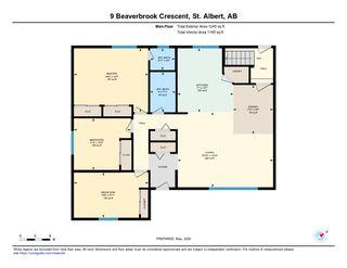 Photo 46: 9 BEAVERBROOK Crescent: St. Albert House for sale : MLS®# E4197284