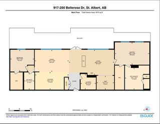 Photo 39: 917 200 BELLEROSE Drive: St. Albert Condo for sale : MLS®# E4208064