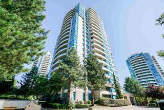 """Main Photo: 405 6611 SOUTHOAKS Crescent in Burnaby: Highgate Condo for sale in """"Gemini 1"""" (Burnaby South)  : MLS®# R2483402"""