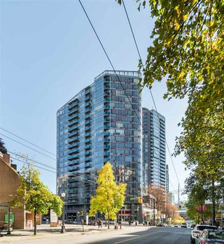 """Photo 1: 1709 788 HAMILTON Street in Vancouver: Downtown VW Condo for sale in """"TV TOWER"""" (Vancouver West)  : MLS®# R2489935"""
