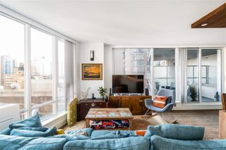 """Photo 5: 1709 788 HAMILTON Street in Vancouver: Downtown VW Condo for sale in """"TV TOWER"""" (Vancouver West)  : MLS®# R2489935"""