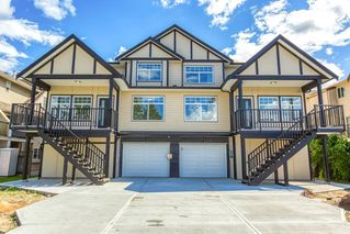 Main Photo: B 46558 FIRST Avenue in Chilliwack: Chilliwack E Young-Yale House 1/2 Duplex for sale : MLS®# R2498965