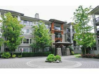 "Photo 1: 408 2966 SILVER SPRINGS Boulevard in Coquitlam: Westwood Plateau Condo for sale in ""TAMARISK"" : MLS®# V933089"