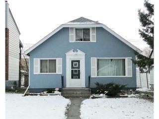 Main Photo: 326 Dumoulin Street in WINNIPEG: St Boniface Residential for sale (South East Winnipeg)  : MLS®# 1203218
