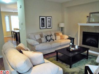 """Photo 3: 83 6575 192ND Street in Surrey: Clayton Townhouse for sale in """"IXIA"""" (Cloverdale)  : MLS®# F1216748"""