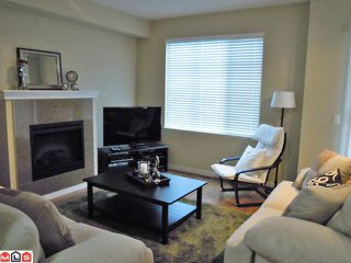 "Photo 2: 83 6575 192ND Street in Surrey: Clayton Townhouse for sale in ""IXIA"" (Cloverdale)  : MLS®# F1216748"