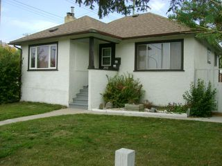Photo 1: 393 Woodlawn Street in WINNIPEG: St James Residential for sale (West Winnipeg)  : MLS®# 1220229
