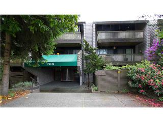 """Photo 11: # 307 708 8TH AV in New Westminster: Uptown NW Condo for sale in """"VILLA FRANCISCAN"""" : MLS®# V1007737"""