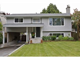 Photo 1: 1530 KENT ST: White Rock House for sale (South Surrey White Rock)  : MLS®# F1312582