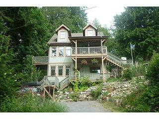 Main Photo: 12494 MALCOLM Road in Pender Harbour: Pender Harbour Egmont House for sale (Sunshine Coast)  : MLS®# V1010249
