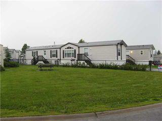 Main Photo: 56 9203 82ND Street in Fort St. John: Fort St. John - City SE Manufactured Home for sale (Fort St. John (Zone 60))  : MLS®# N229086