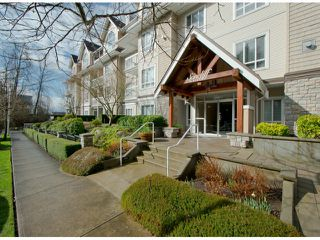 "Photo 1: 408 1685 152A Street in Surrey: King George Corridor Condo for sale in ""Suncliffe"" (South Surrey White Rock)  : MLS®# F1318218"